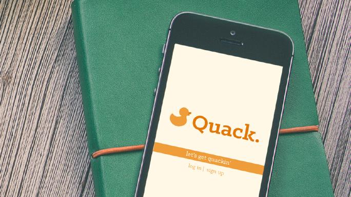 Quack App     identity