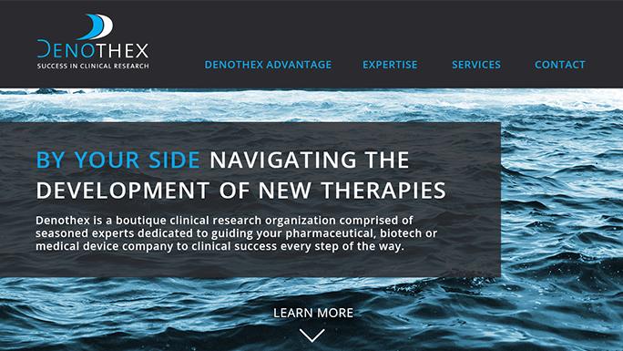 Denothex     web design