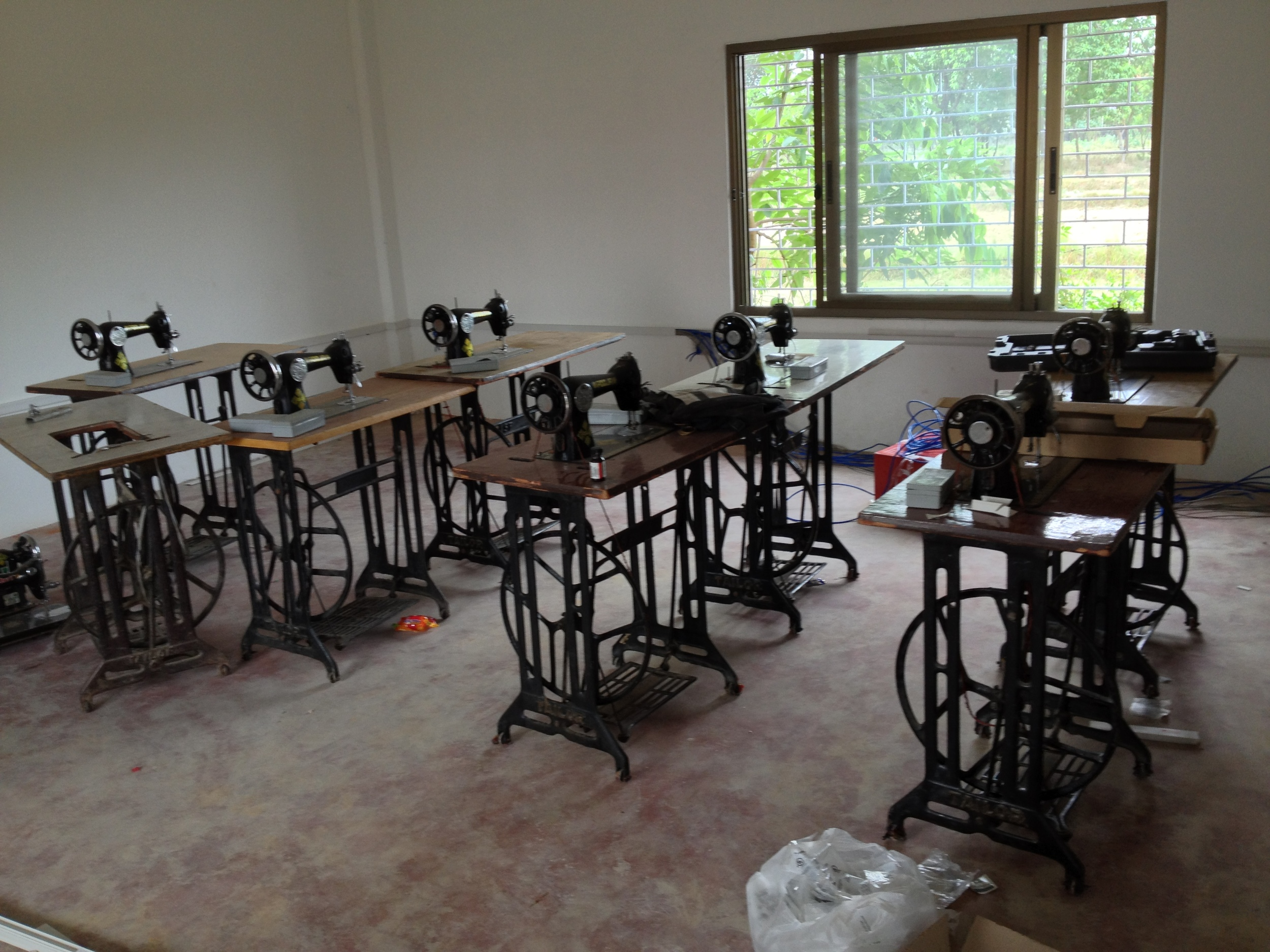 beginnings of a tailoring workshop.JPG
