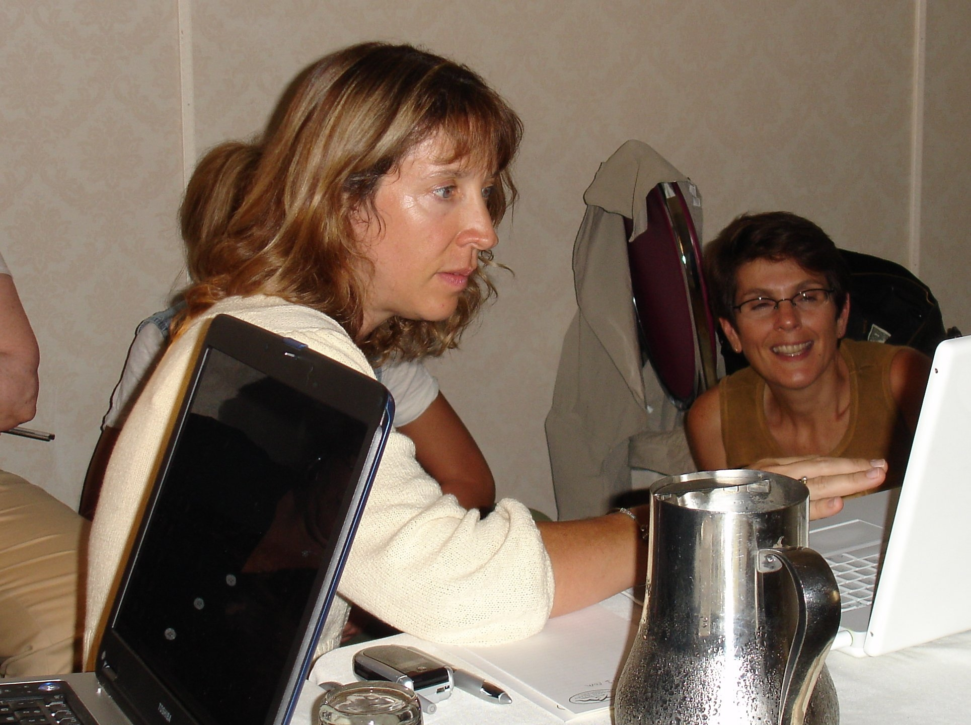 first board meeting 2006.JPG
