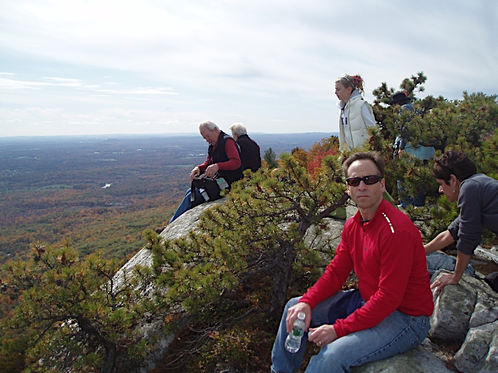 Millbrook Mtn Lunch 2008.JPG