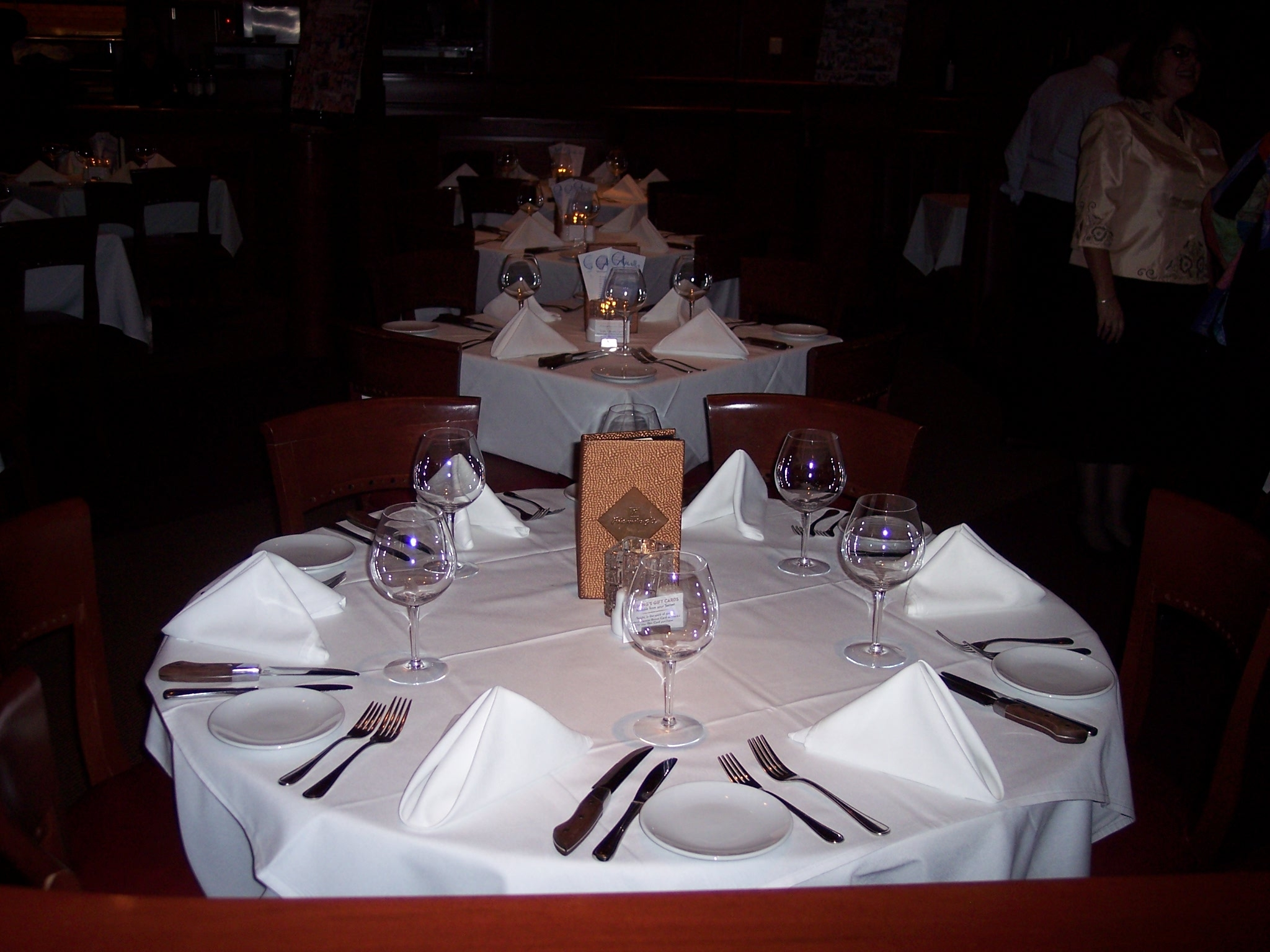 TABLES Flemings 2008.JPG