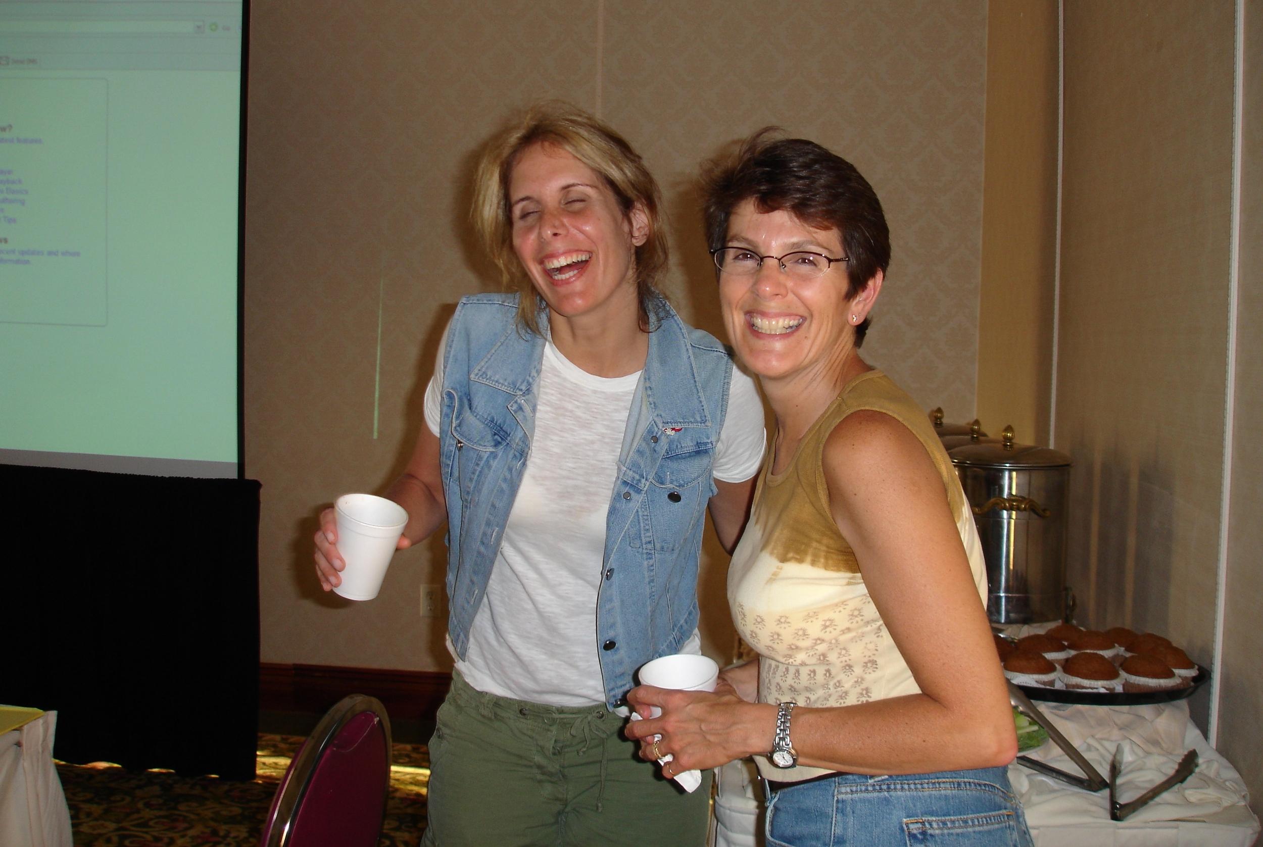 Wendy & Elaine 2006.JPG