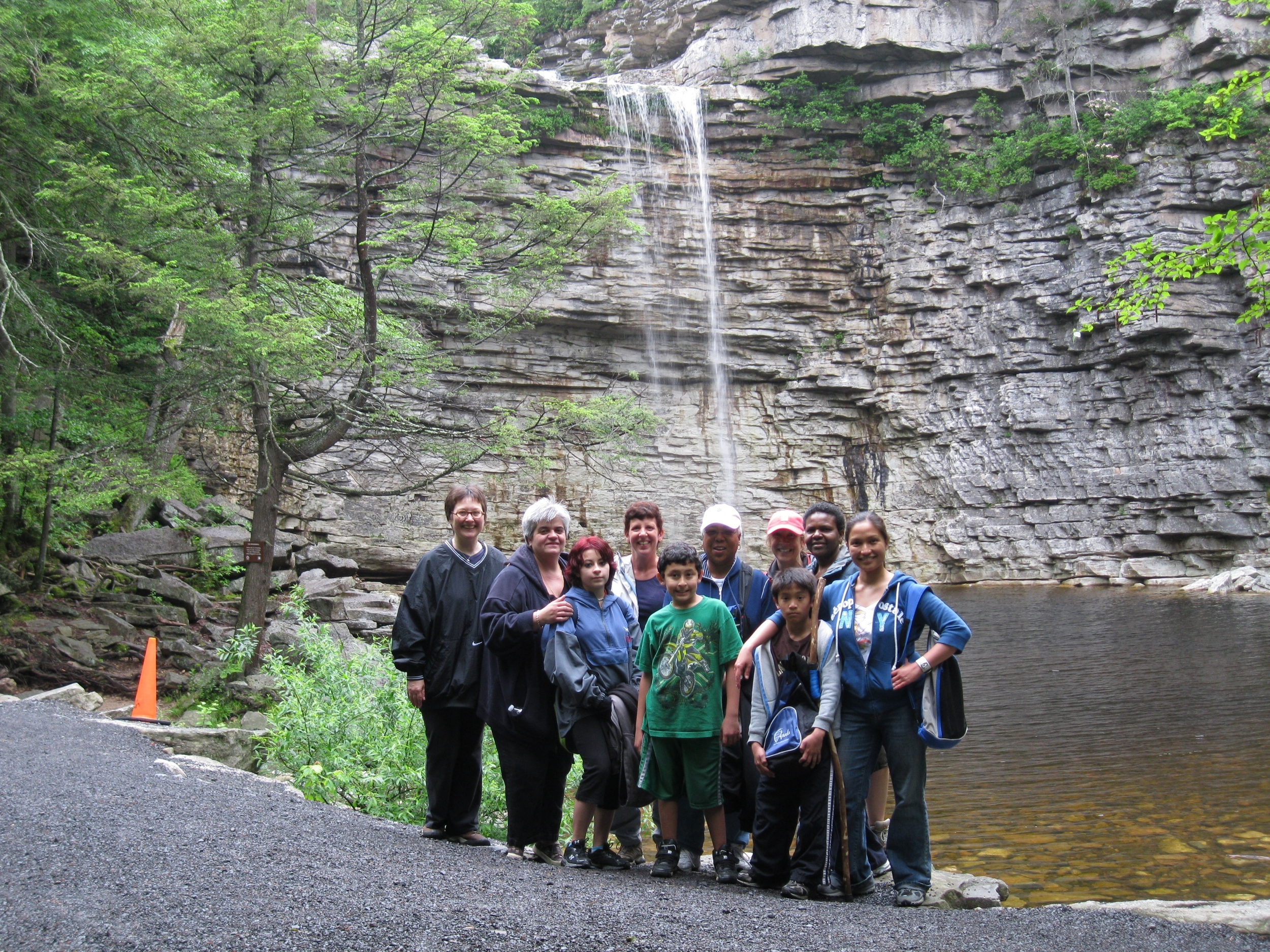 waterfall 2011.JPG