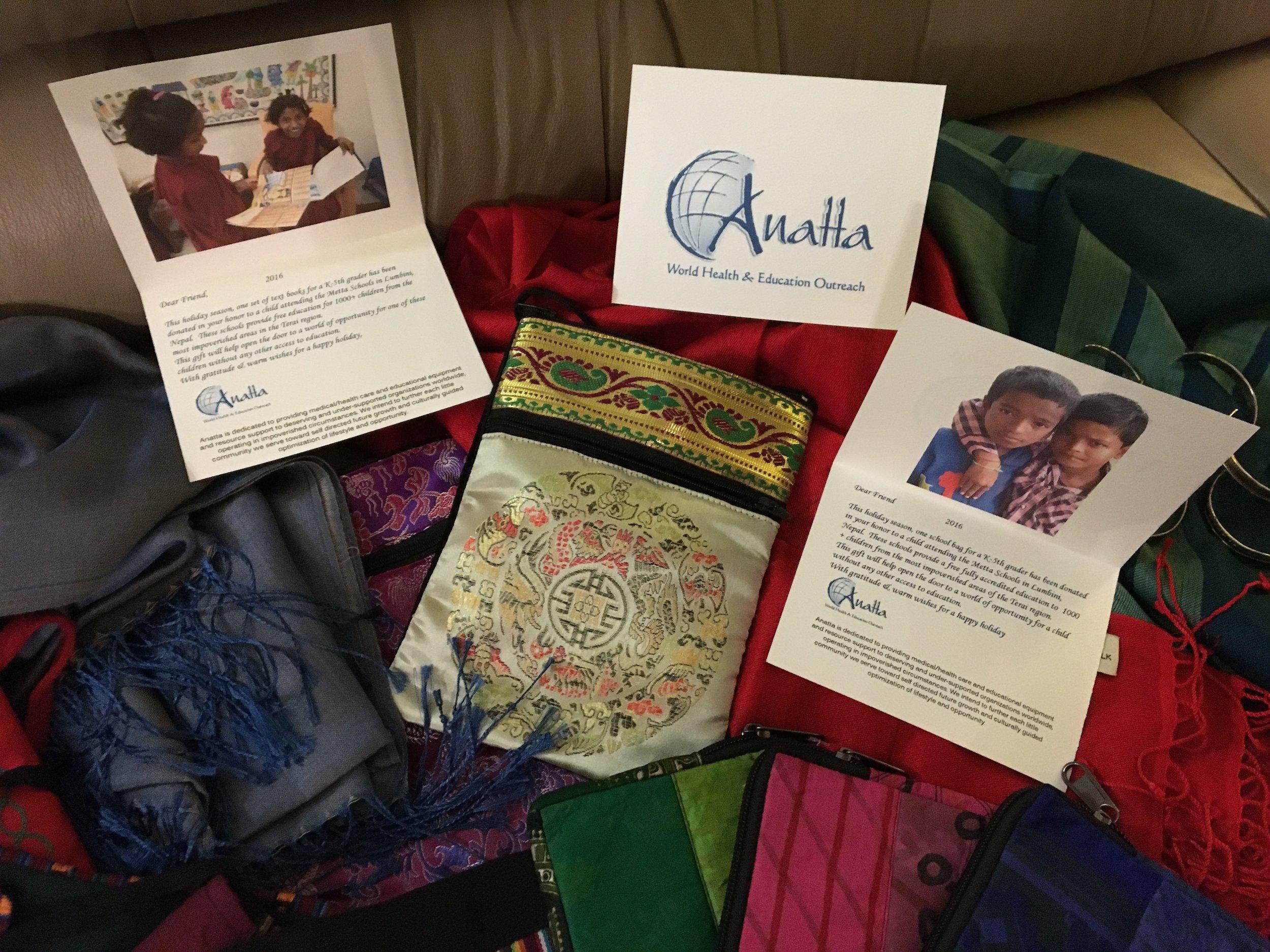 Anatta Honor Cards
