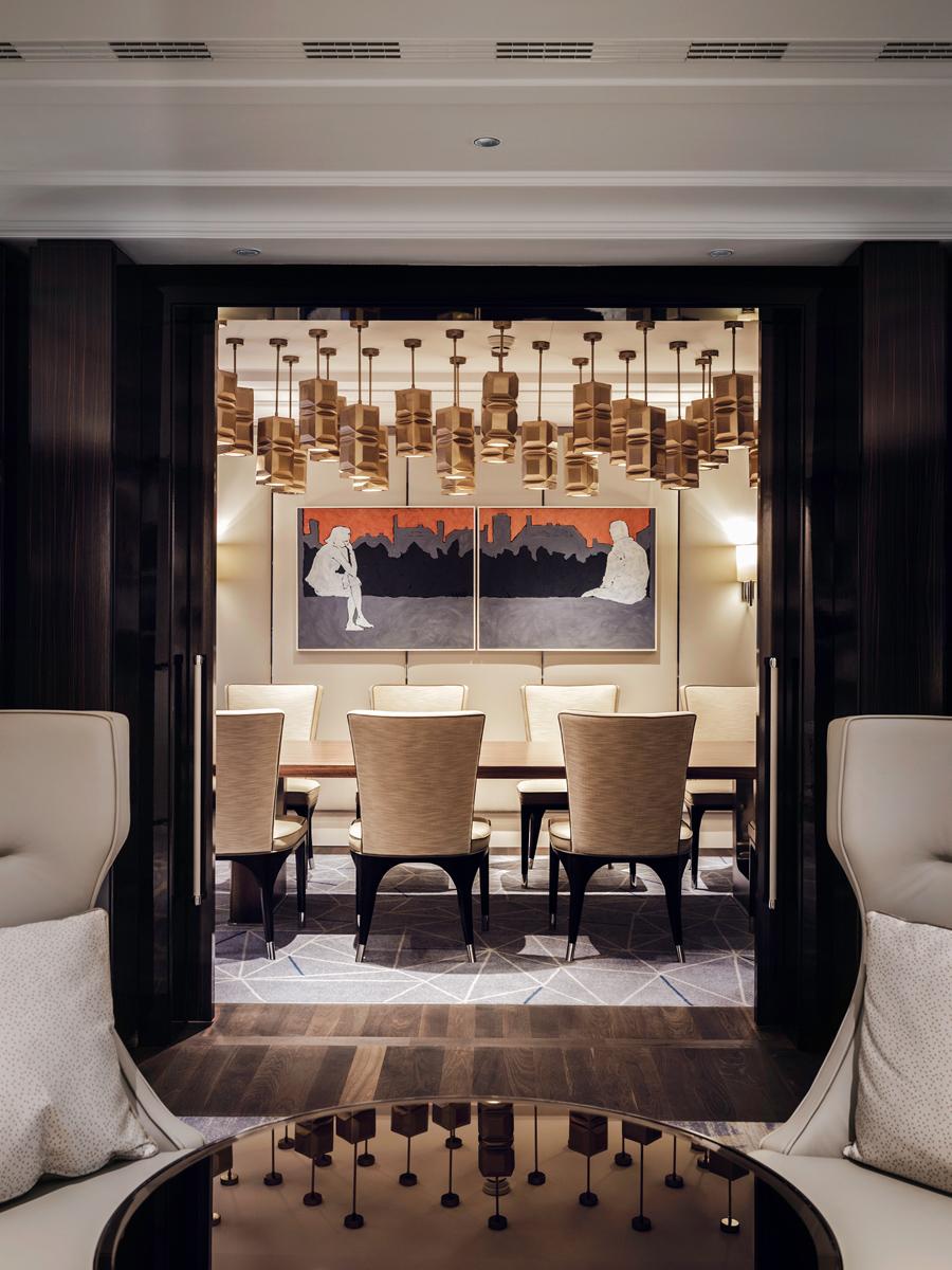 The Ritz Carlton Budapest - GA Design