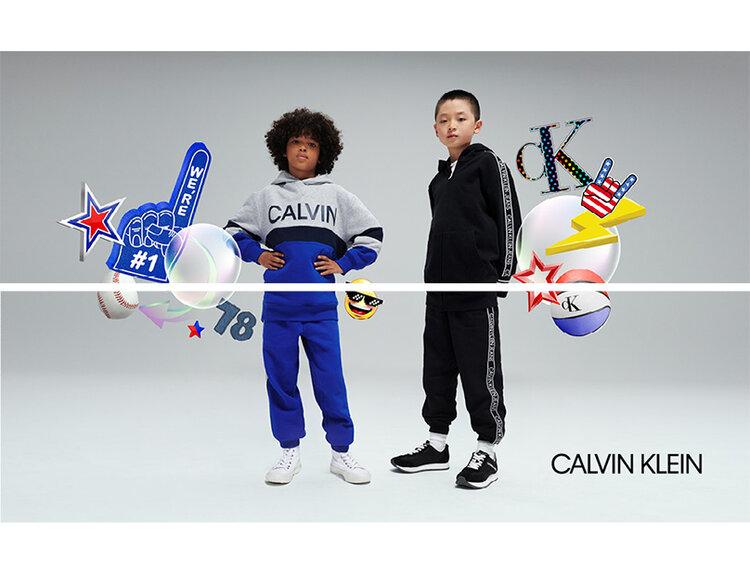 Calvin Klein Web Banners