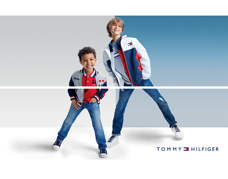 Tommy HIlfiger Web Banners