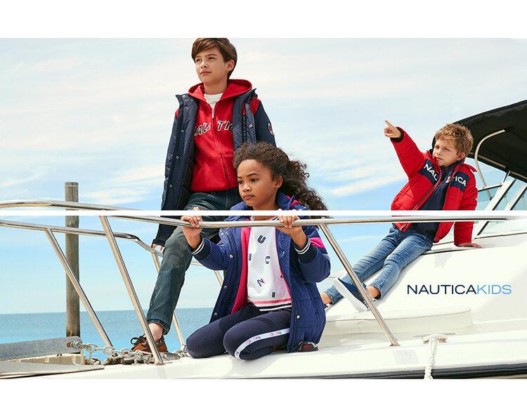 Nautica Web Banners