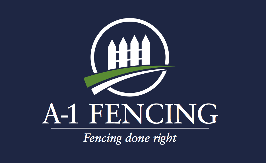 Hole Sponsor - A-1 fencing logo.png