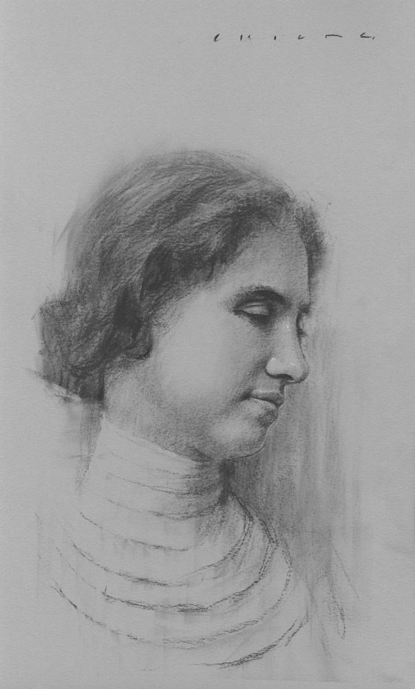 Helen Keller    Print Available from Studio550 Press