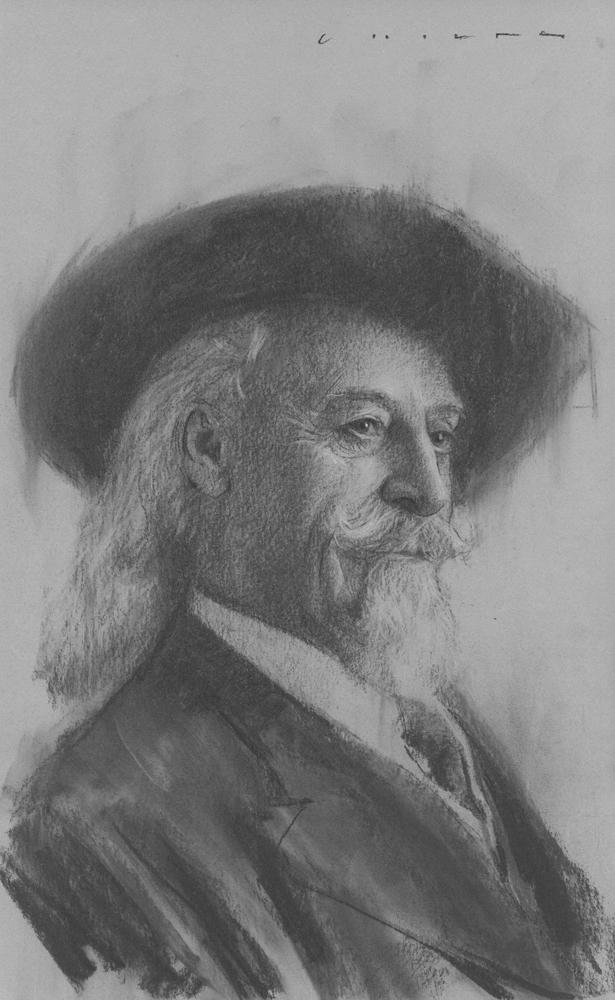 "William F. Cody ""Buffalo Bill""  Available from Studio550 Press"