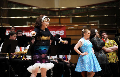 Phoenix Theatre's Hairspray performers at Aberdeen Music Hall