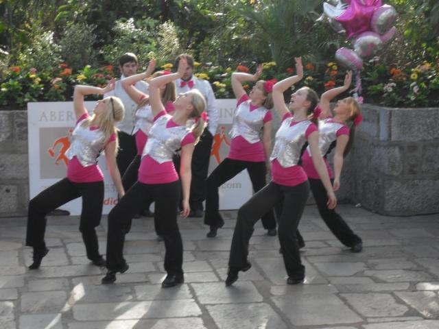 Phoenix Theatre's corporate entertainment dancers