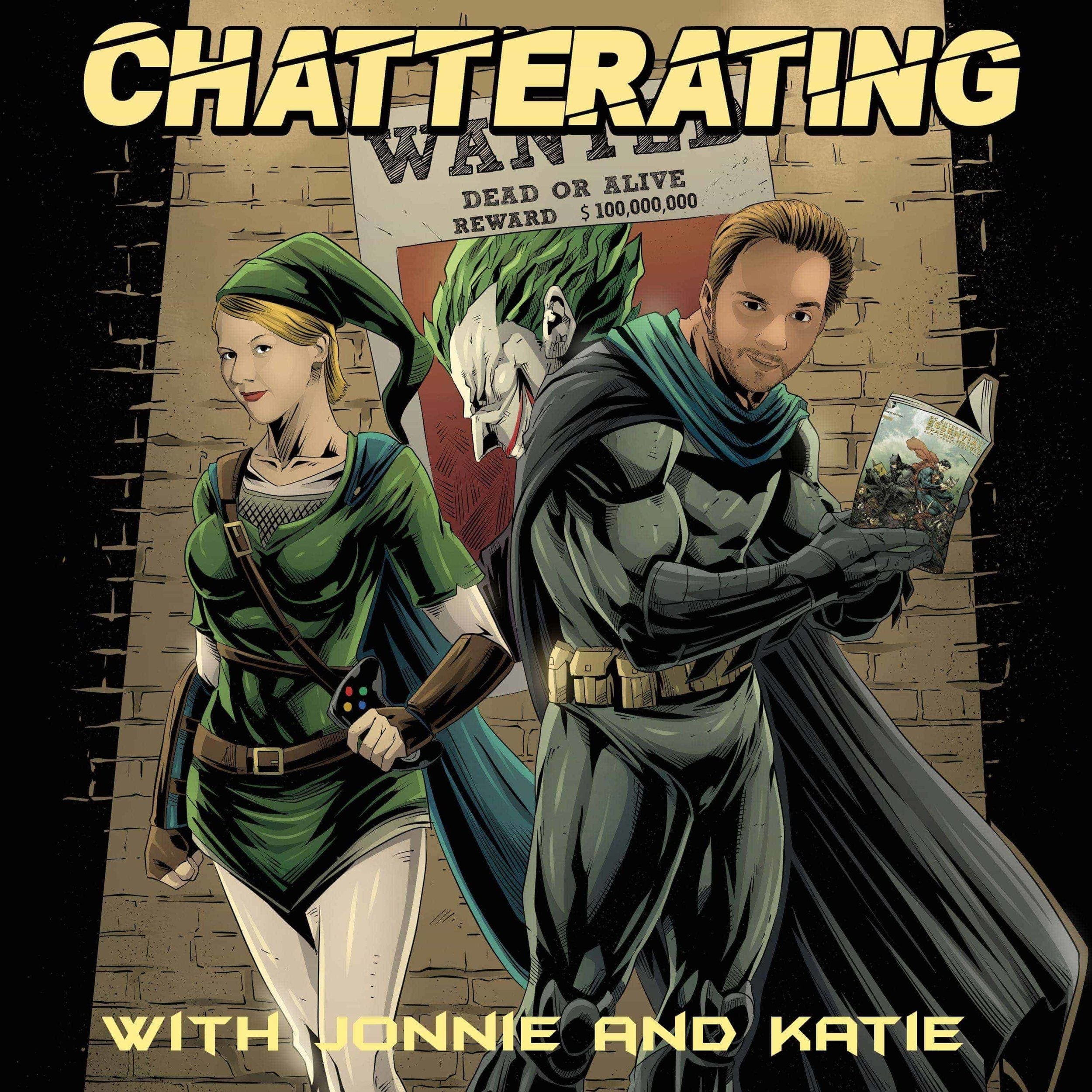 Chatterating podcast with Jonnie and Katie Milne