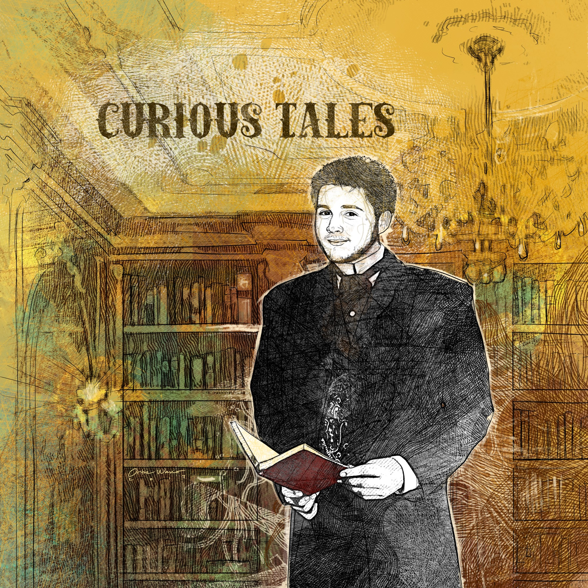 Curious Tales ghost story podcast