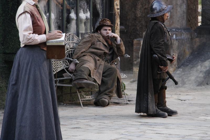 Phoenix Theatre's Jonnie Milne in Going Postal