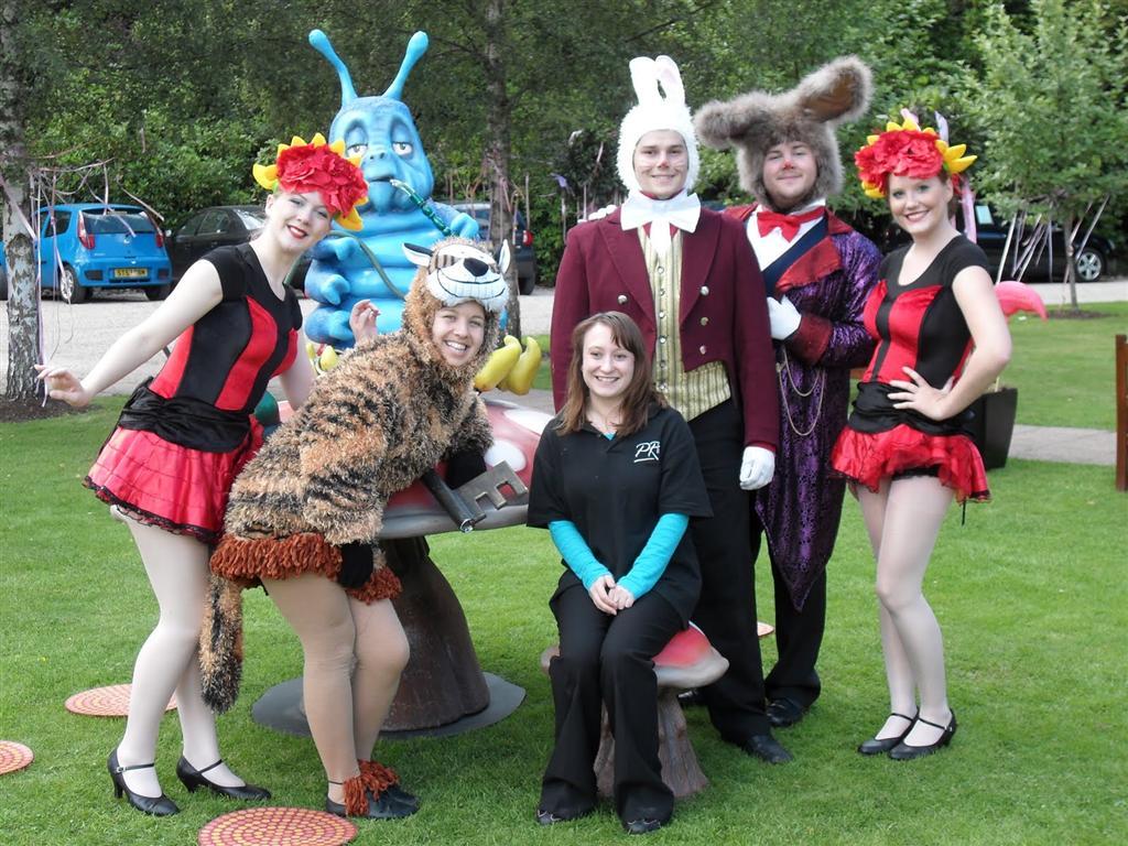 Phoenix Theatre Alice in Wonderland 5