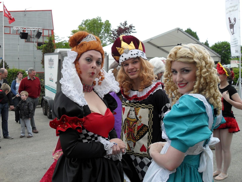 Phoenix Theatre Alice in Wonderland 6