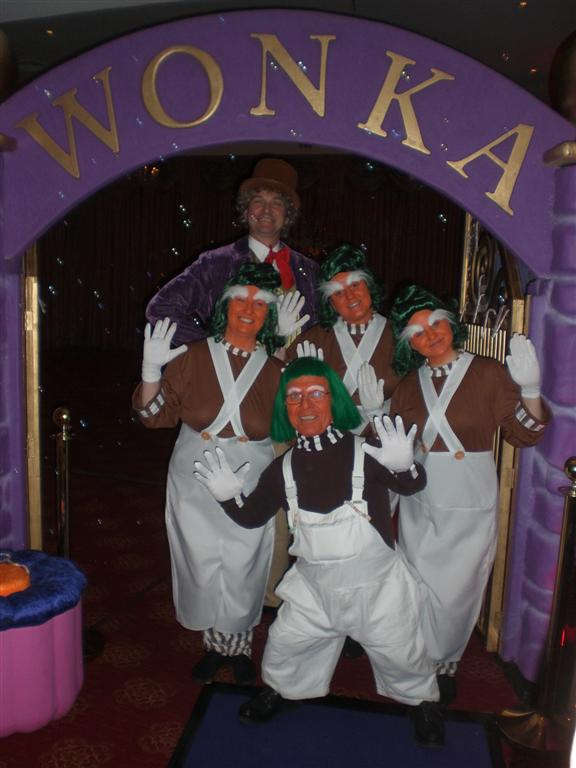 Phoenix Theatre Willy Wonka 3