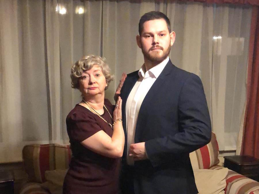 Phoenix Theatre Murder Mysteries 1