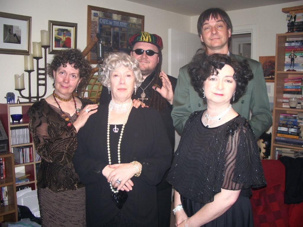 Phoenix Theatre Murder Mysteries 5