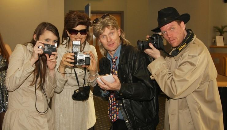Paparazzi & Usherettes