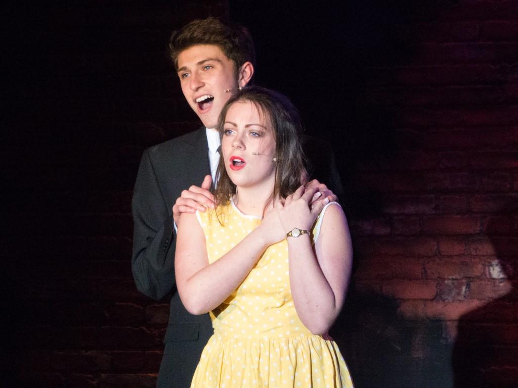 Rachel as Liz in Phoenix Youth Theatre's Billy (2015)