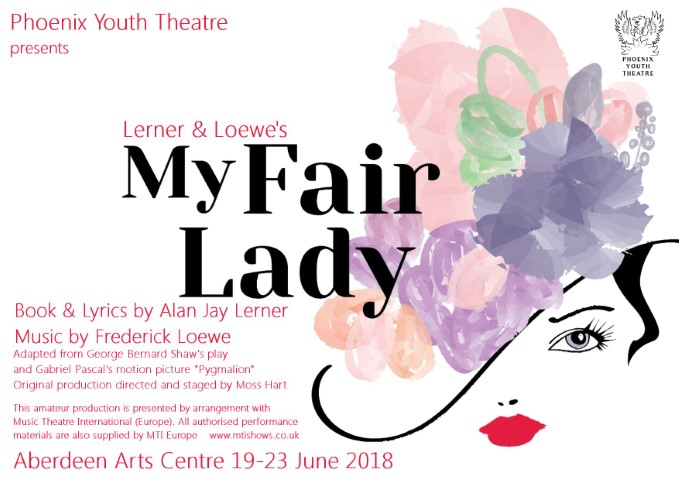 Phoenix Youth Theatre's My Fair Lady (2018)