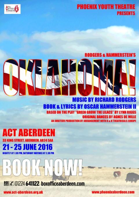 Phoenix Youth Theatre's Oklahoma! (2016)