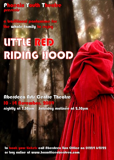 Phoenix Youth Theatre's Little Red Riding Hood (2009)
