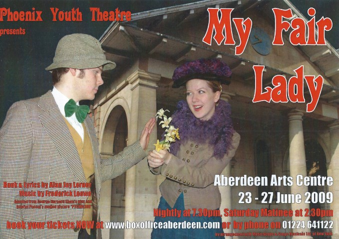 Phoenix Youth Theatre's My Fair Lady (2009)