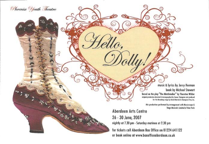 Phoenix Youth Theatre's Hello Dolly (2007)