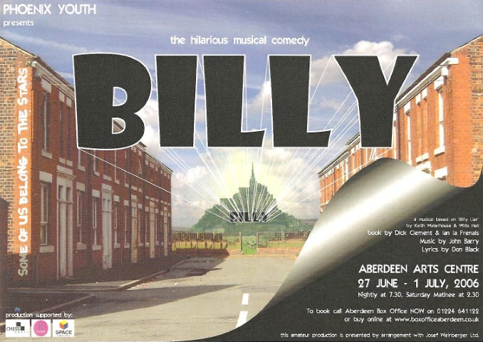 Phoenix Youth Theatre's Billy (2006)