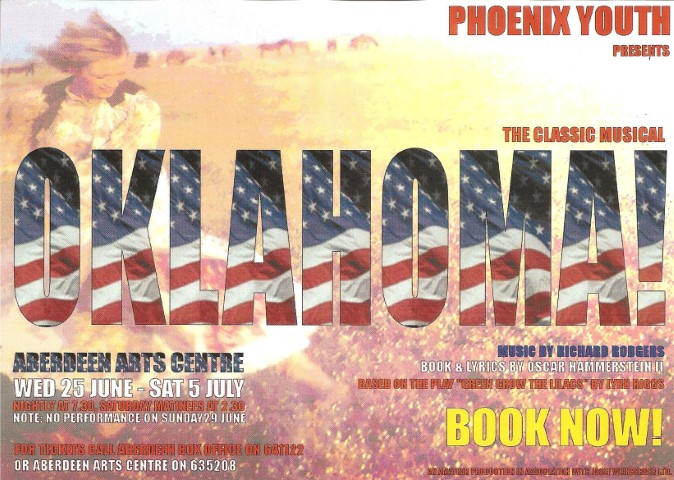 Phoenix Youth Theatre's Oklahoma! (2003)