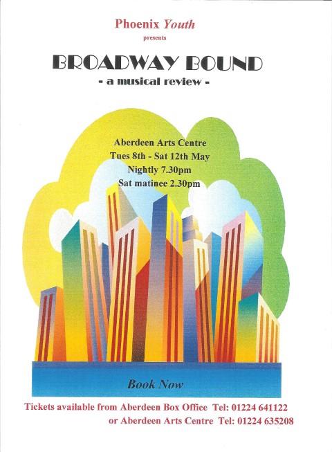 Phoenix Youth Theatre's Broadway Bound (2001)