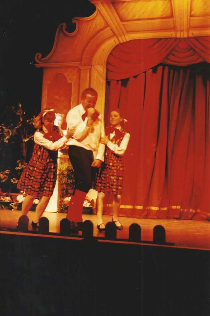 PYT's A Grand Old Time Music Hall Spectacular (2000)
