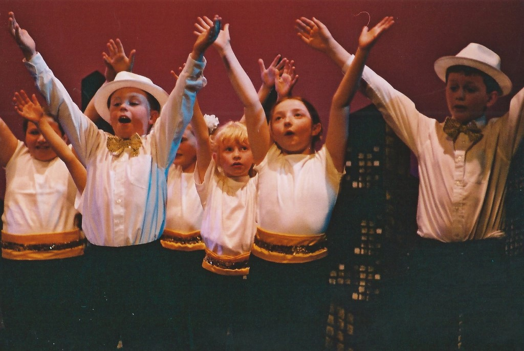 PYT's Broadway Bound (2001)