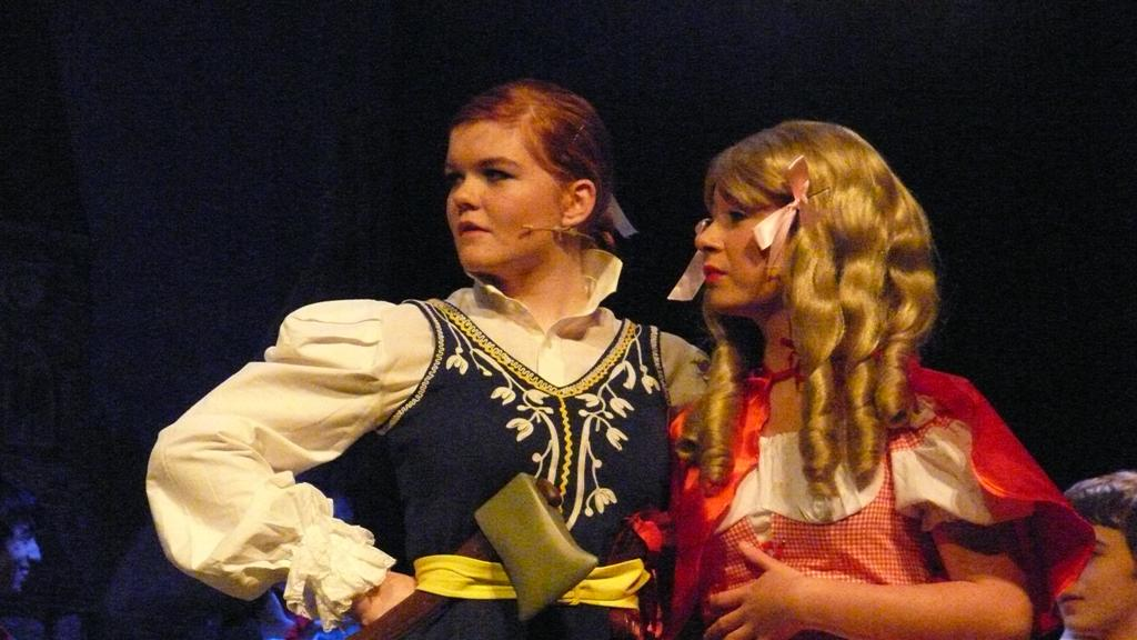 PYT's Little Red Riding Hood (2009)