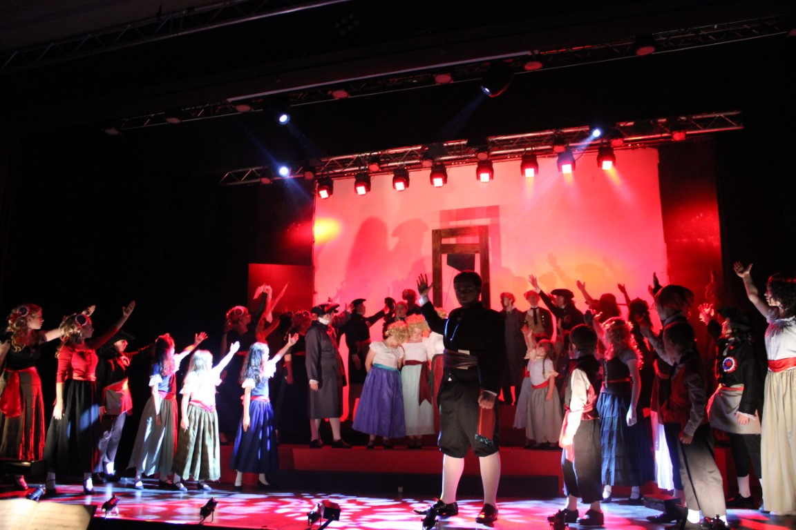Phoenix Youth Theatre's The Scarlet Pimpernel