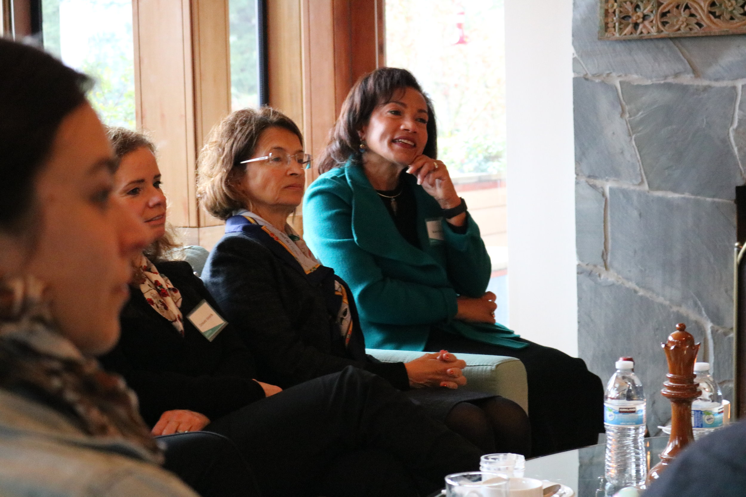 KAUFFMAN FELLOW'S WOMEN'S BREAKFAST - March 1, 2018Woodside, CA