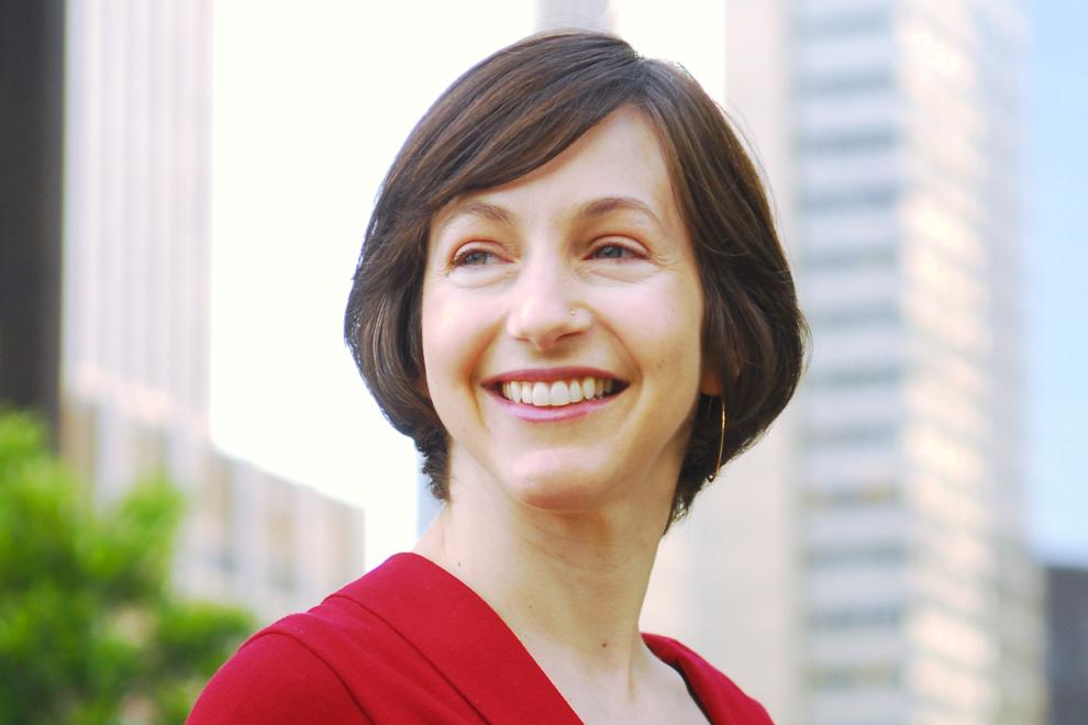 """Rachel Scheinbein: """"A Zen investor"""""""