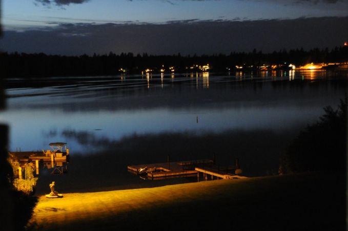 Thornewood Castle Evening Dock View American Lake.jpg