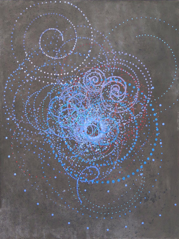 Blue Oscillation