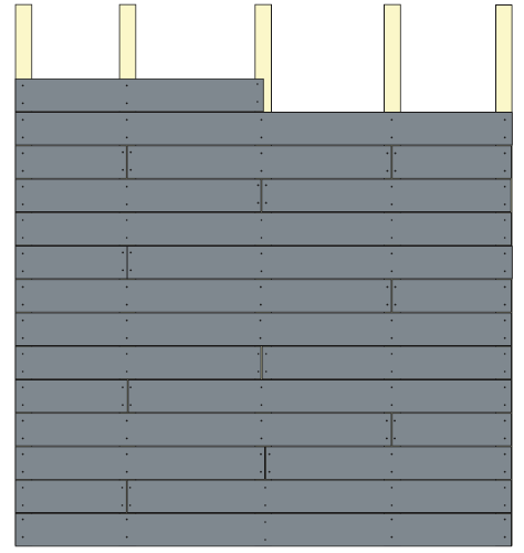 Horizontal Installation