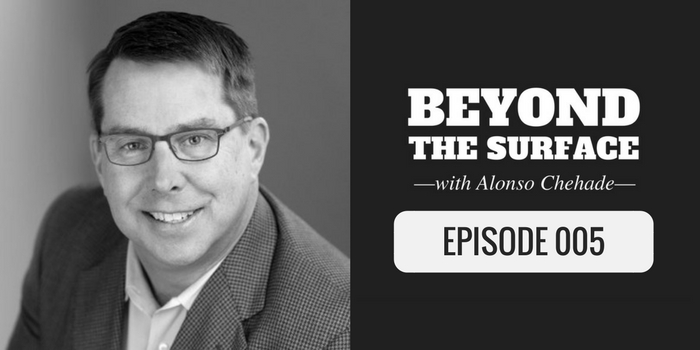 ray makela on the beyond the surface podcast