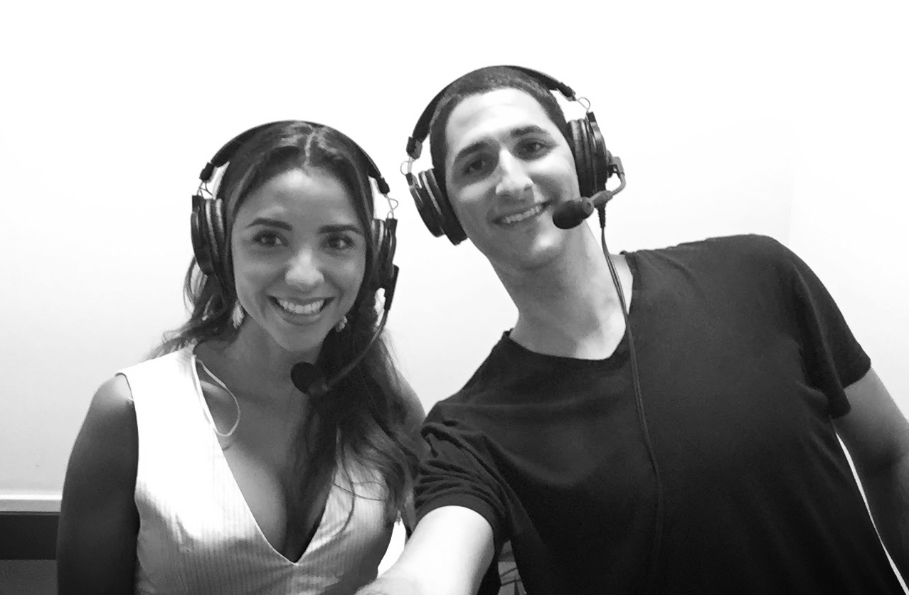 alonso chehade with adicora founder niveen heaton on beyond the surface podcast