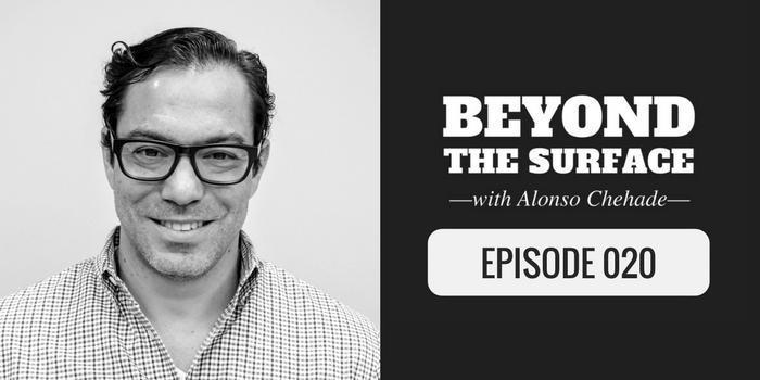 manny medina on beyond the surface podcast