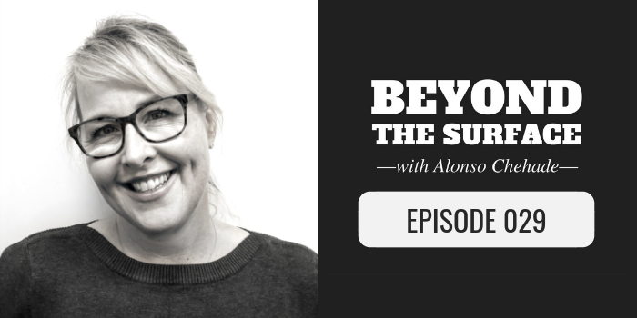 laura hamill on beyond the surface podcast