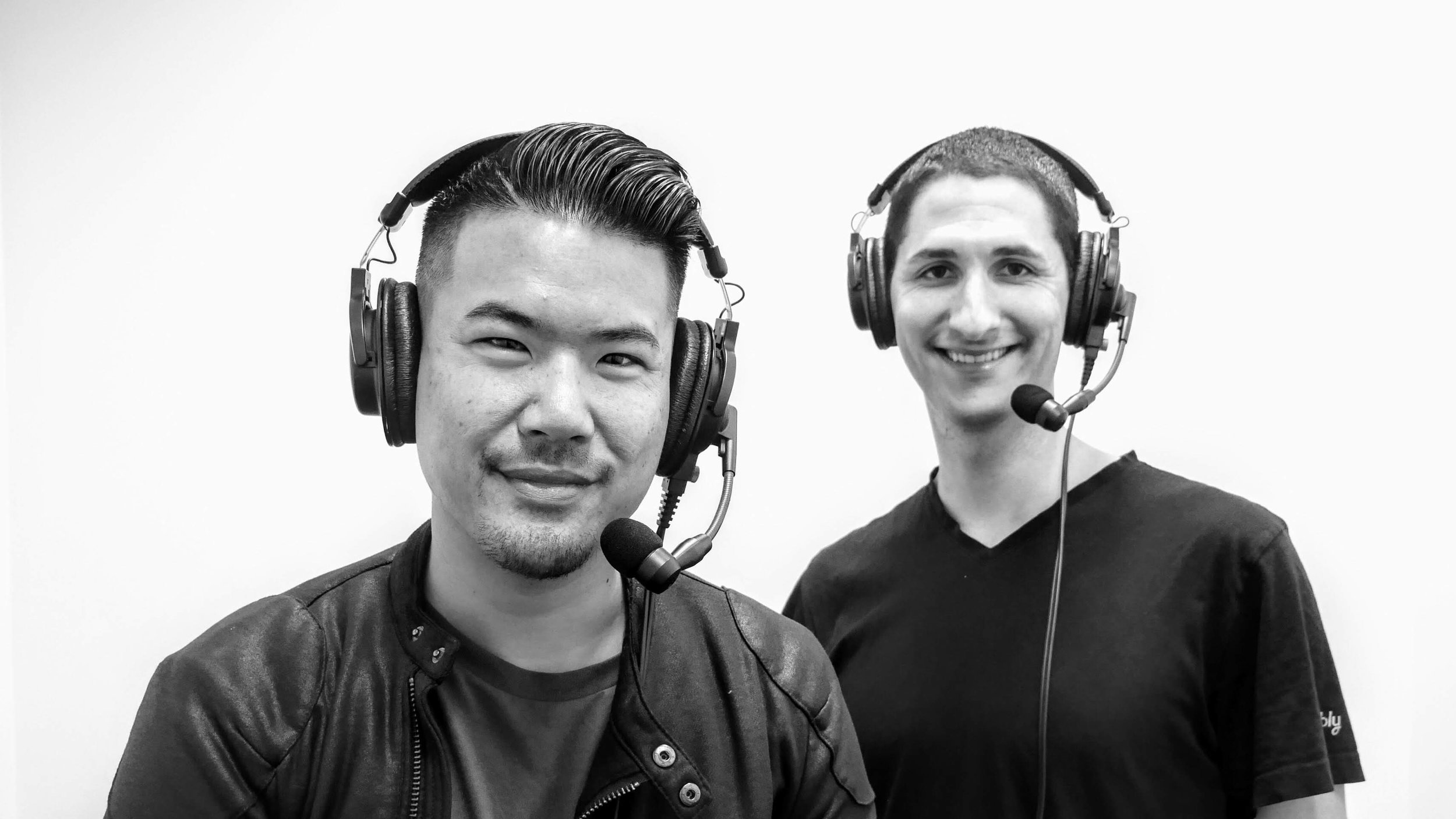 nelson yong with alonso chehade on beyond the surface podcast.JPG